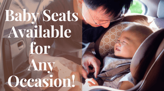 Baby seat service in Los Angeles